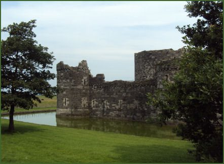 Beaumaris Castle