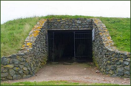 Barclodiad y Gawres Chambered Tomb