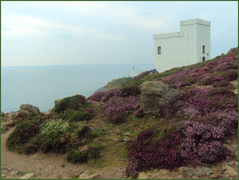 Ellin's Tower, South Stack