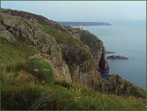 South Stack, Holy Island