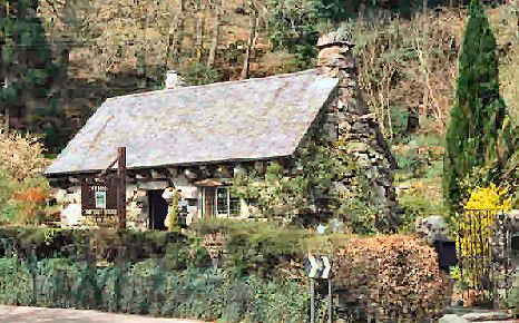 Ugly House, Capel Curig