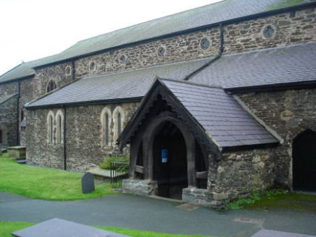 St Mary's and All Saints, Conwy