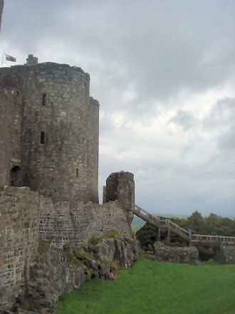 Harlech Castle An Illustrated Guide To Snowdonia
