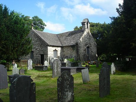 St Michaels Church, Betws y Coed